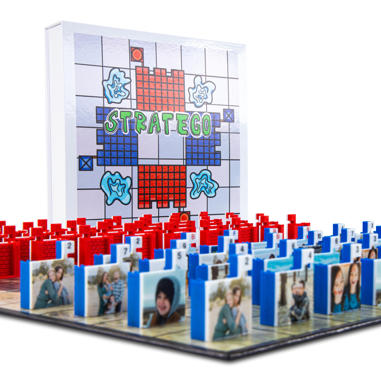 Custom Stratego Game