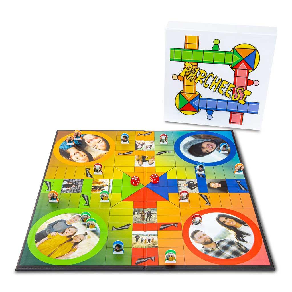 Custom Parcheesi Game