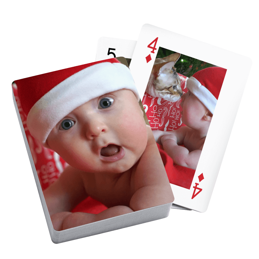 personalized card decks