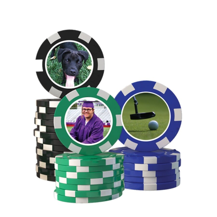 Personalized Poker Chips | You're On Deck